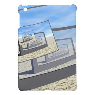 Surreal Monitors Infinite Loop iPad Mini Cover