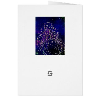 Surreal mysteries greeting card