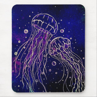 Surreal mysteries mouse pad