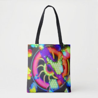 Surreal Spiral Tote Bag
