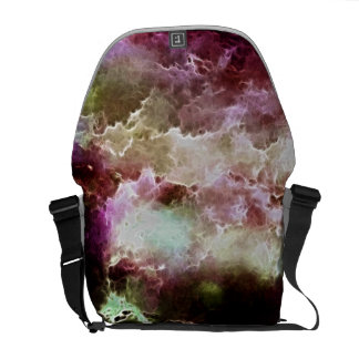 Surreal Stormy Sky Courier Bag