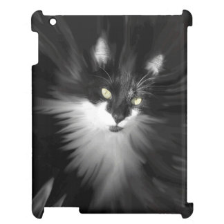 Surreal Tuxedo  Cat Cover For The iPad 2 3 4