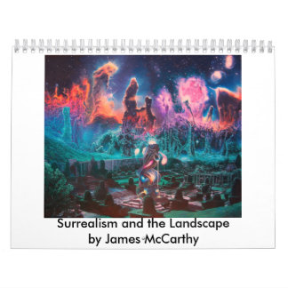 Surrealism and the Landscape by James McCarthy Calendars