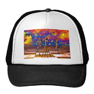 Surrealism Art Series Trucker Hat