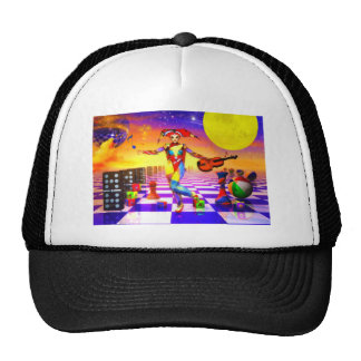 Surrealism Art Series Hats