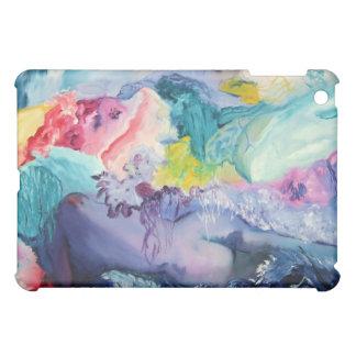 Surrealism Colorful iPad Case