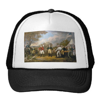 Surrender of General Burgoyne - 1822 Mesh Hat