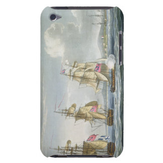 Surrender of the fort of Tamatave, engraved by T. iPod Touch Cover