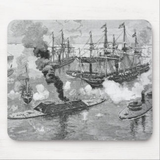 Surrender of the 'Tennessee', Battle of Mobile Mouse Pad