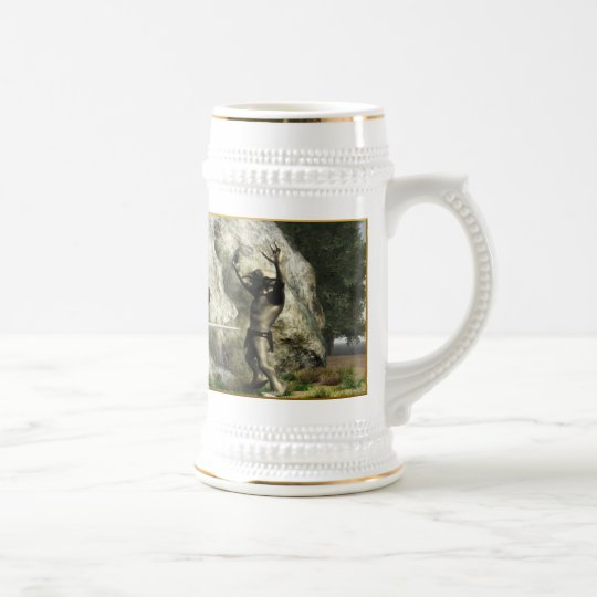 Surrender Or Die, Mighty Foe Beer Stein