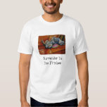 Surrender to the Frisbee T-shirts
