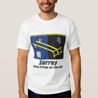 Surrey with Fringe on Top Tee Shirt