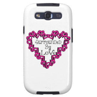 Surronded By Love Samsung Galaxy S3 Covers