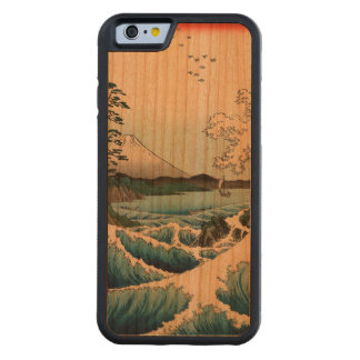 Suruga Satta no Kaijō Carved Cherry iPhone 6 Bumper Case