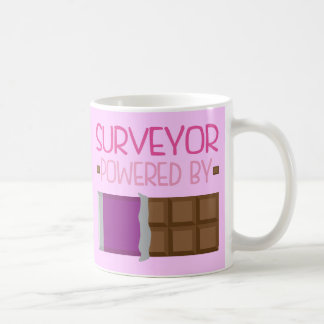 Surveyor Chocolate Gift for Her Coffee Mug