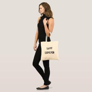 Surveyor Shopper Tote Bag