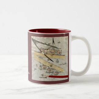 Surveyor's Mug - Vintage