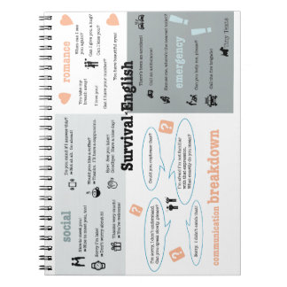 Survival English Notebook