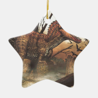 Survival for the fittest.jpg ceramic star decoration