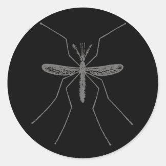 Survival Mosquito Sticker