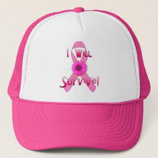 Survive Breast Cancer Trucker Hat
