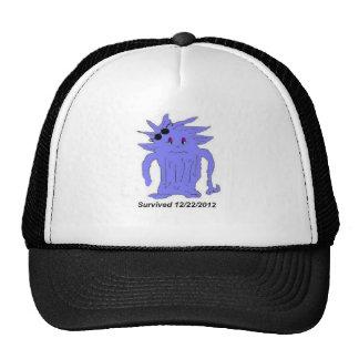 Survived 12/22/2012 hat