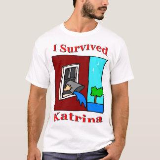 Survived Katrina T-Shirt