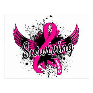 Surviving Breast Cancer Since Postcard