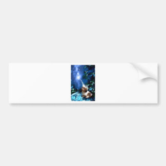 surviving infinity_PAINTING.jpg Bumper Sticker