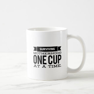Surviving Motherhood Mug