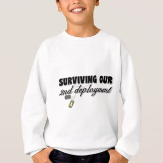 Surviving Our 2nd Deployment Sweatshirt