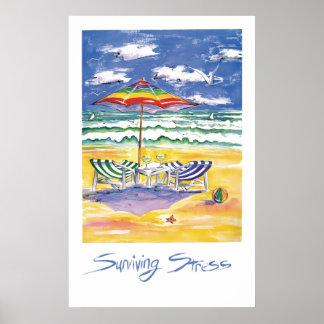 Surviving-Stress-poster Poster