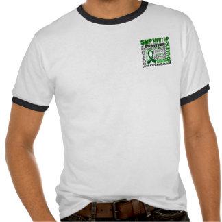 Survivor 10 Liver Cancer Tshirt
