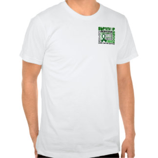 Survivor 10 Liver Cancer Tee Shirts