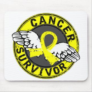 Survivor 14 Bladder Cancer Mouse Pad