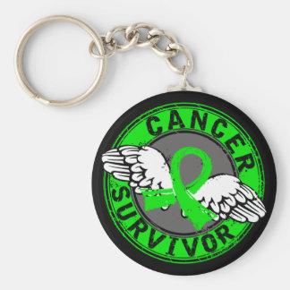 Survivor 14 Non-Hodgkin's Lymphoma Keychains