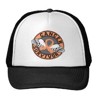 Survivor 14 Uterine Cancer Mesh Hats