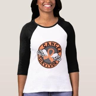 Survivor 14 Uterine Cancer T-Shirt