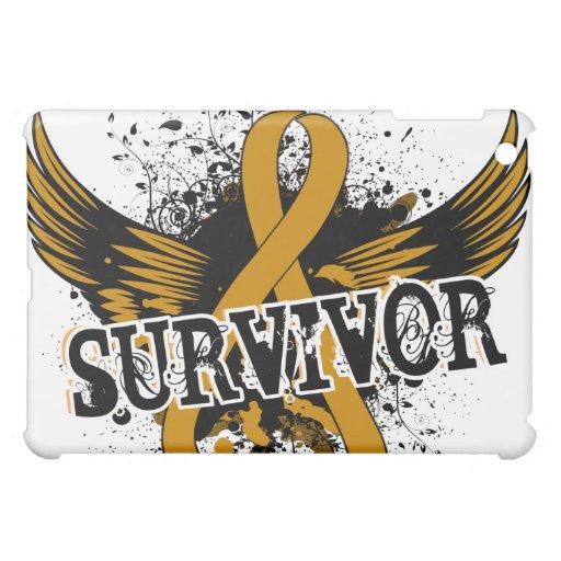 Survivor 16 Appendix Cancer Cover For The iPad Mini