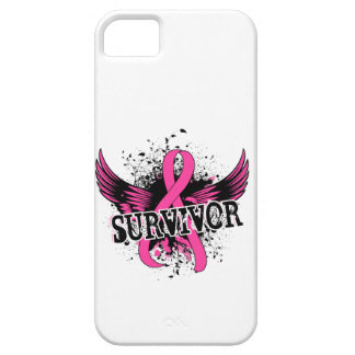 Survivor 16 Breast Cancer Barely There iPhone 5 Case