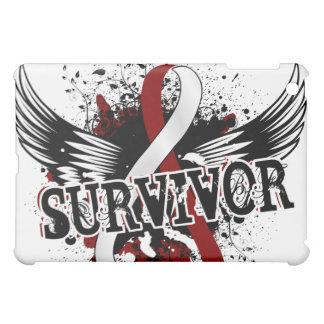 Survivor 16 Head and Neck Cancer iPad Mini Cover