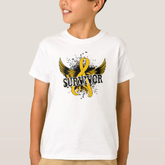 Survivor 16 Neuroblastoma T-Shirt