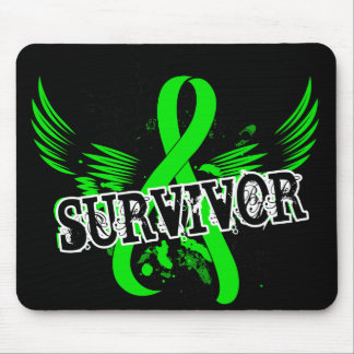 Survivor 16 Non-Hodgkin s Lymphoma Mouse Pad