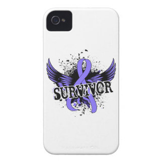 Survivor 16 Stomach Cancer Blackberry Cases