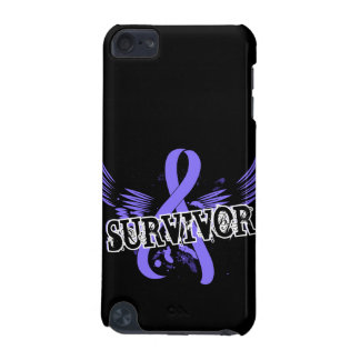 Survivor 16 Stomach Cancer iPod Touch (5th Generation) Cover