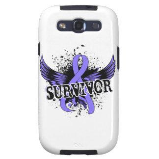 Survivor 16 Stomach Cancer Galaxy S3 Case