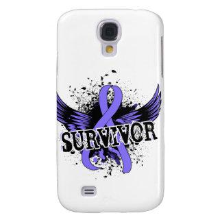 Survivor 16 Stomach Cancer Galaxy S4 Case