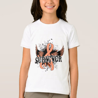 Survivor 16 Uterine Cancer Tshirt