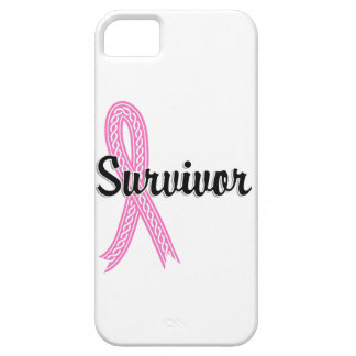 Survivor 17 Breast Cancer iPhone 5 Covers