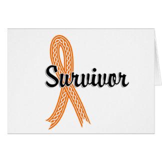 Survivor 17 Kidney Cancer Greeting Cards